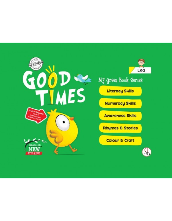Good Times Series LKG Bag
