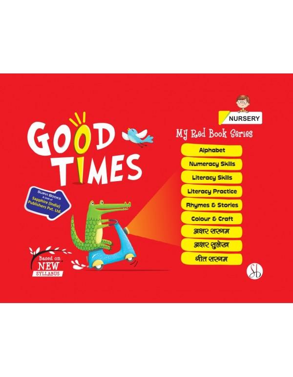 Good Times Series with Hindi Nursery Bag