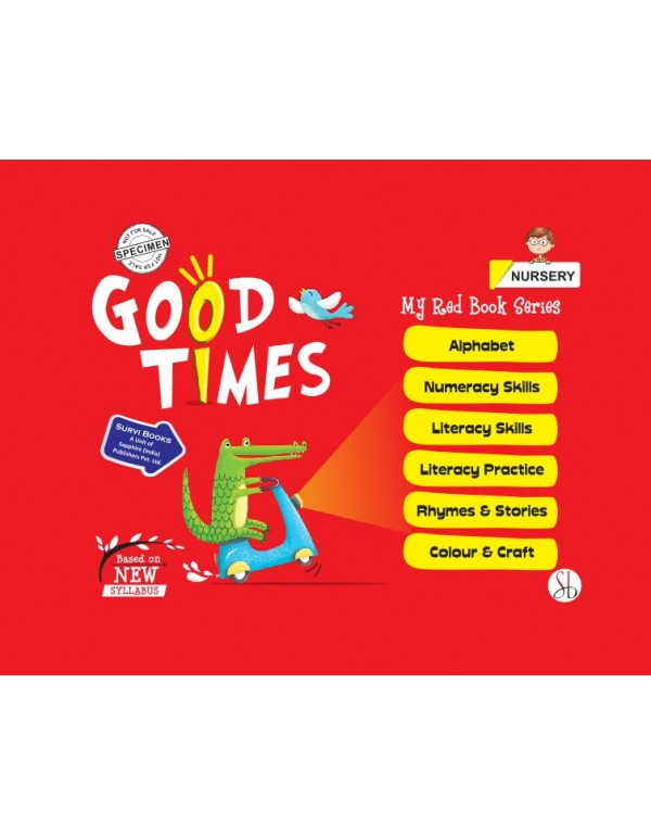 Good Times Series Nursery Bag