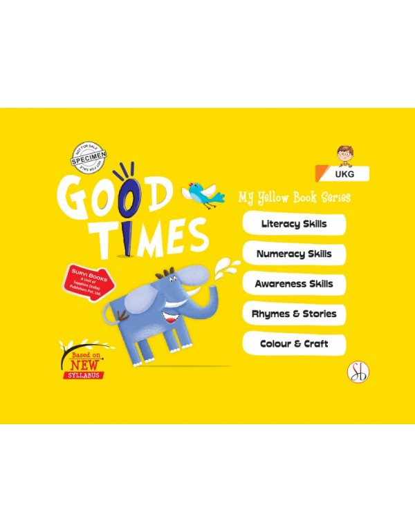 Good Times Series UKG Bag
