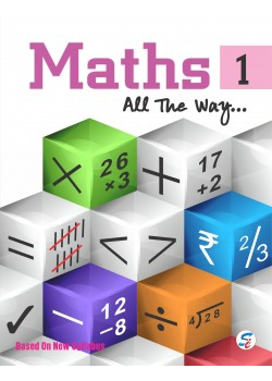 Maths All The Way Part-1