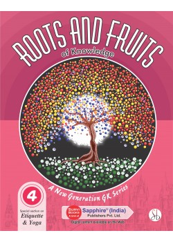 Roots and Fruits GK Book 4