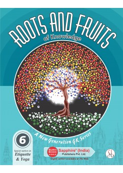 Roots and Fruits GK Book 6