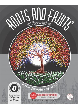 Roots and Fruits GK Book 8