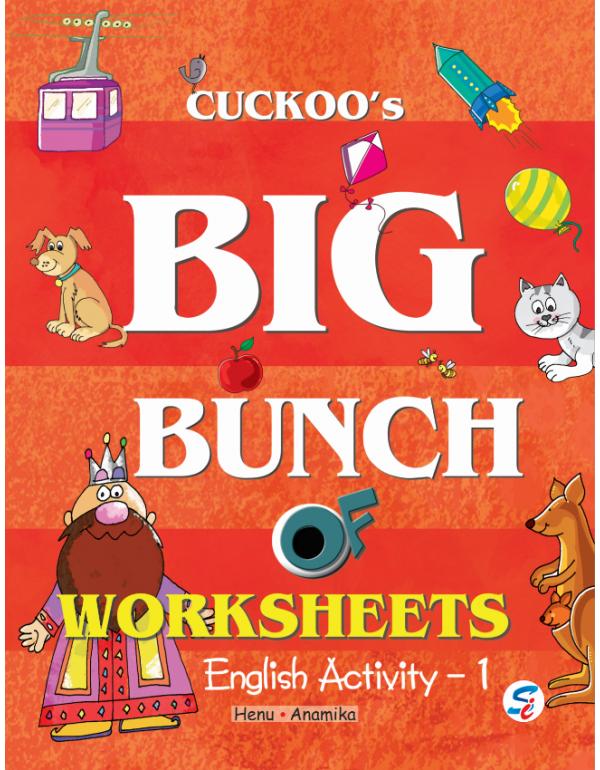 Cuckoo's Big Bunch of WS English Activity 1 (E-Book)