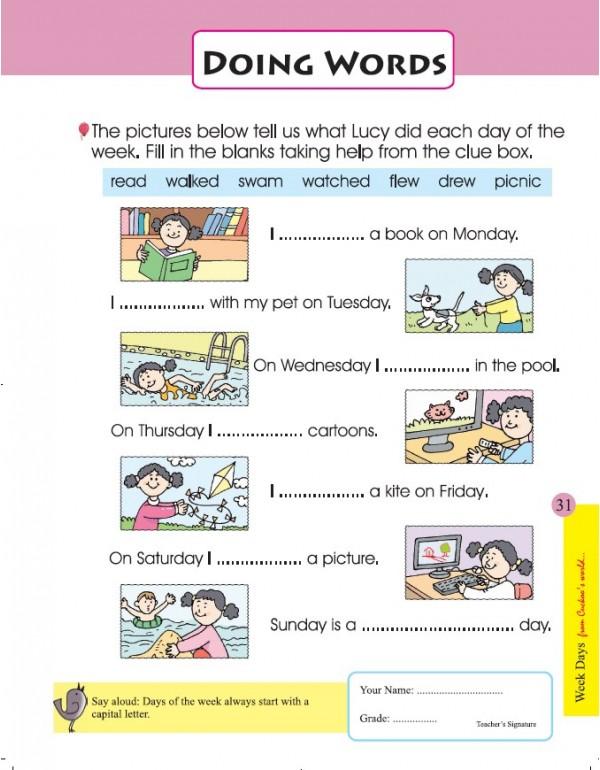 Cuckoo's Big Bunch of WS English Activity 2
