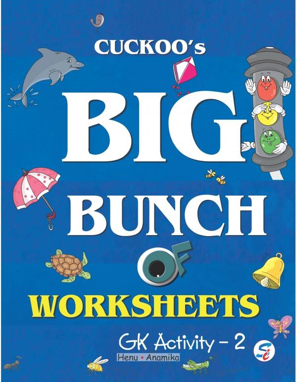 Cuckoo's Big Bunch of WS G.K. Activity 2