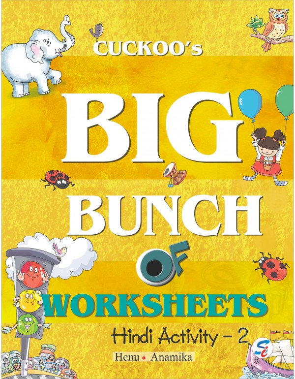 Cuckoo's Big Bunch of WS Hindi Activity 2