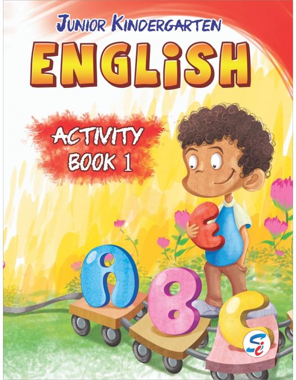 Junior Kindergarten English Activity 1 (E-Book)