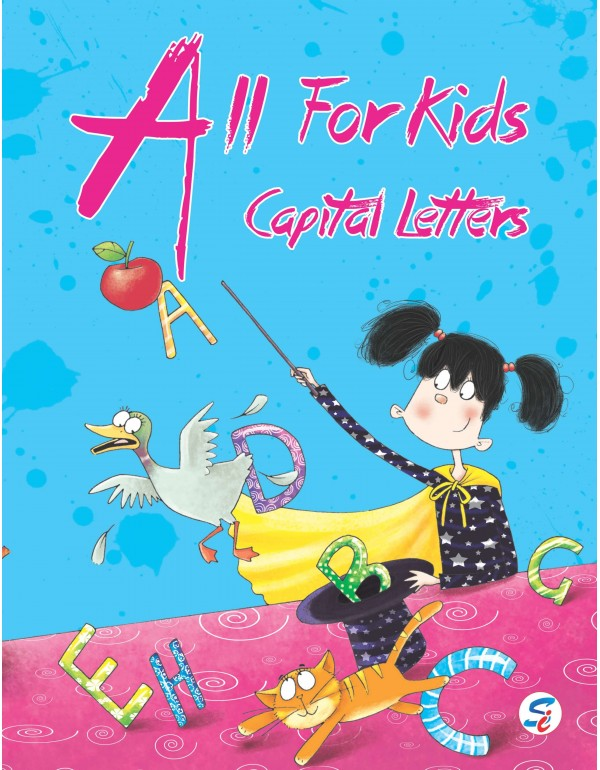 All For Kids Capital Letters