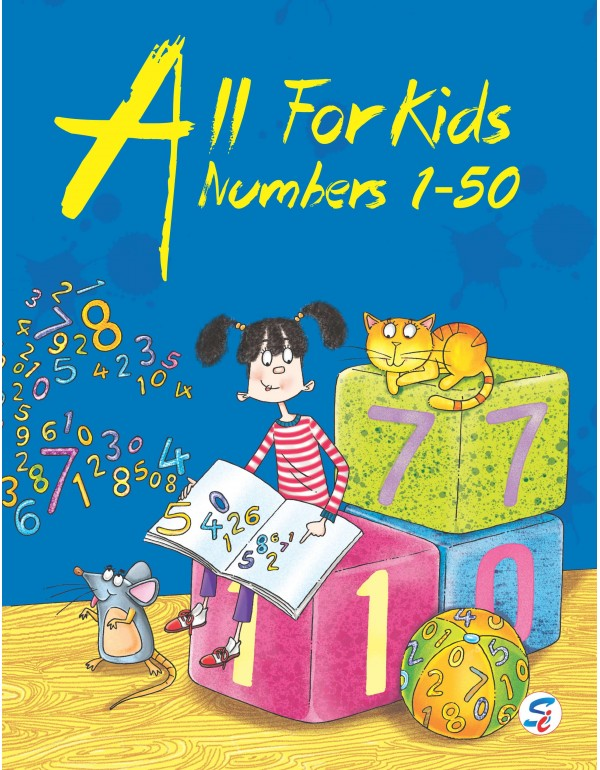 All For Kids Numbers 1-50