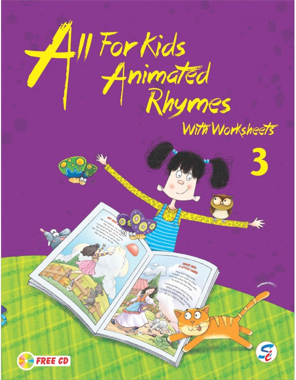 ALL FOR KIDS ANIMATED RHYMES 3