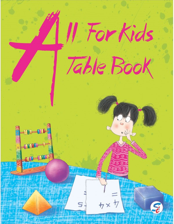 All For Kids Table Book