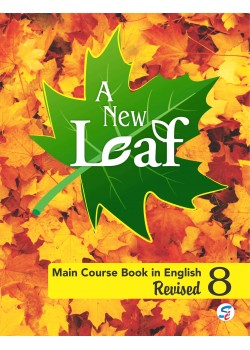 A New Leaf (MCB In English) Book 8