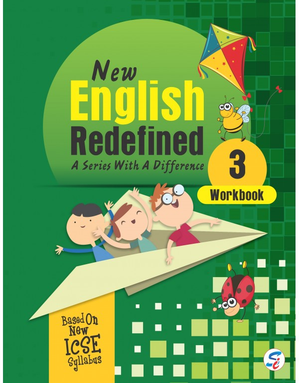 New English Redefined Workbook 3 (E-Book)