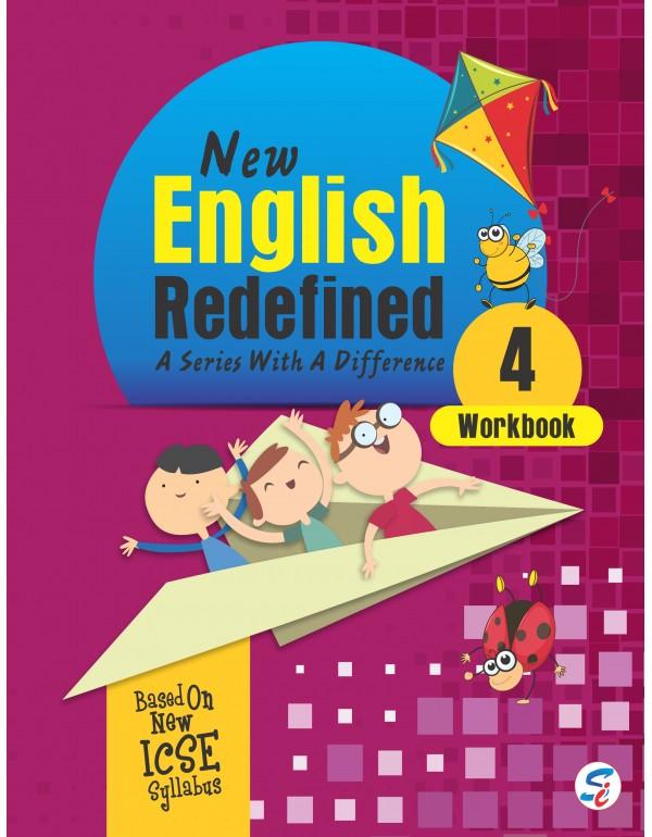 New English Redefined Workbook 4
