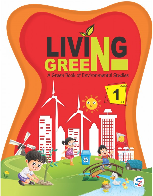 Living Green EVS Part 1 (E-Book)