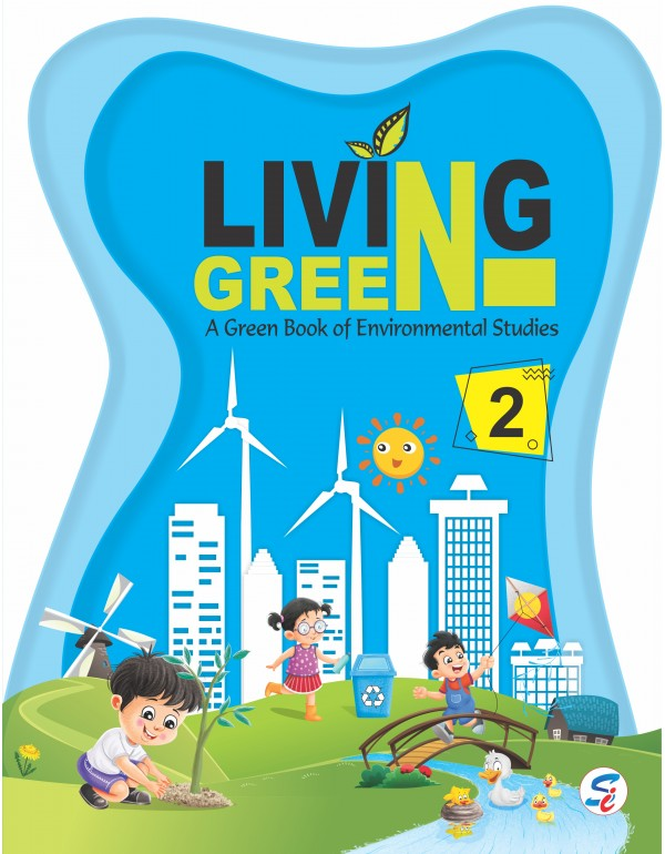 Living Green EVS Part 2 (E-Book)