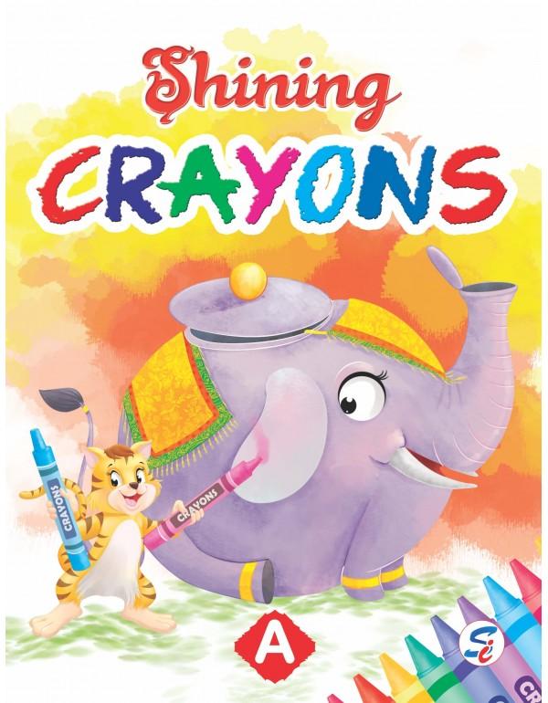 Shining Crayons A