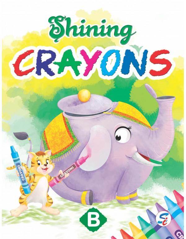 Shining Crayons B