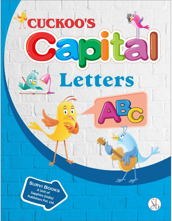 Cuckoo's capital letters