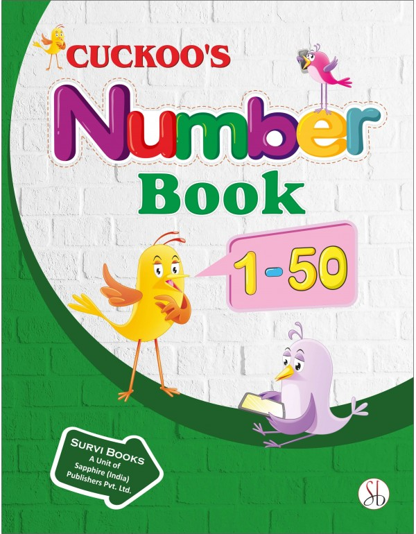 Cuckoo's Number Book 1-50