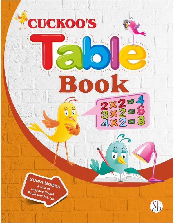 Cuckoo's Table Book