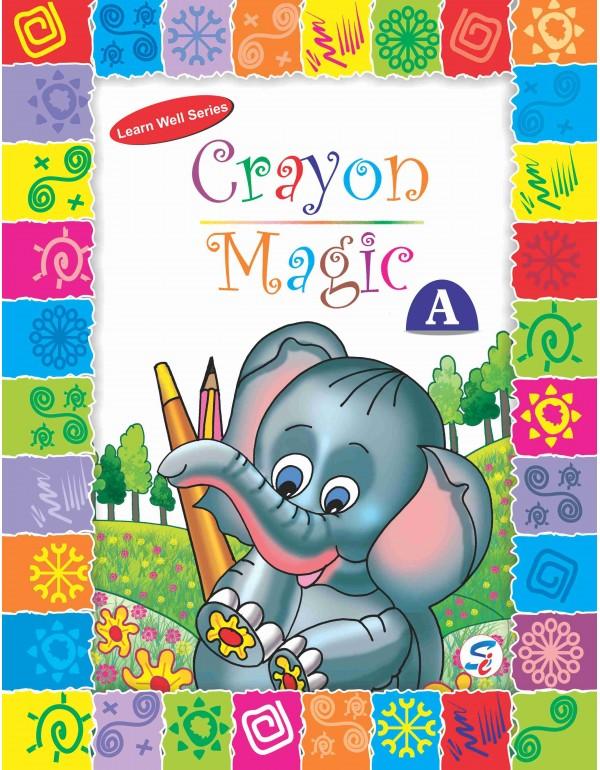 Crayon Magic A (E-Book)