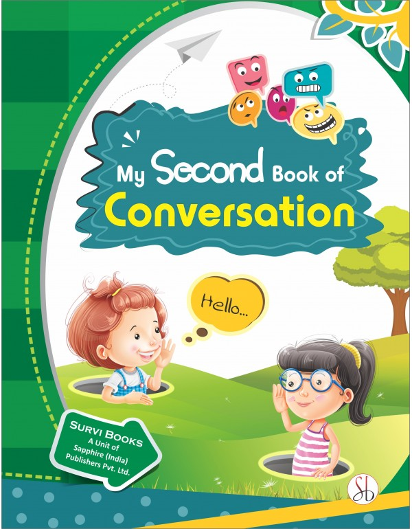 My Second Book of Conversation
