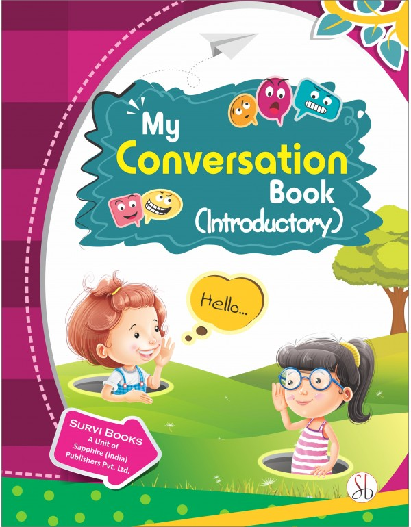 My Conversation Book Introductory