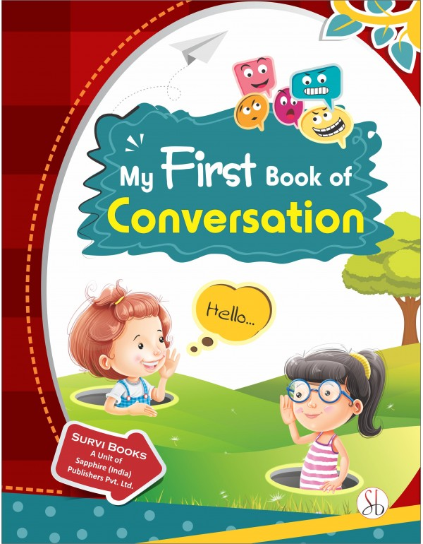 My First Book of Conversation