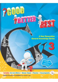 Good Better Best Book 3