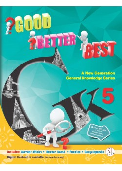 Good Better Best Book 5