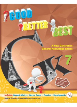Good Better Best Book 7