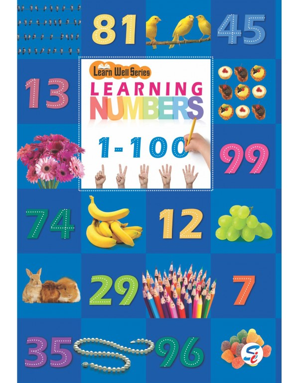 Learning Numbers 1 to 100