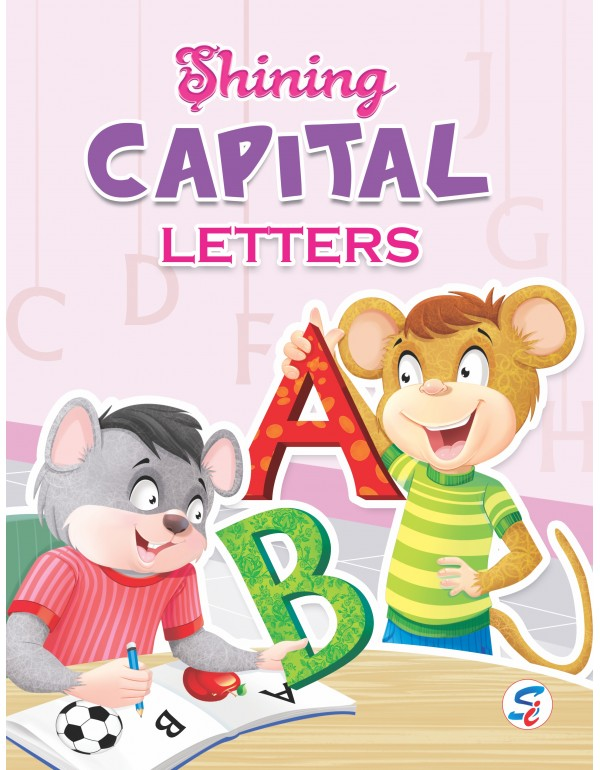 Shining Capital letters