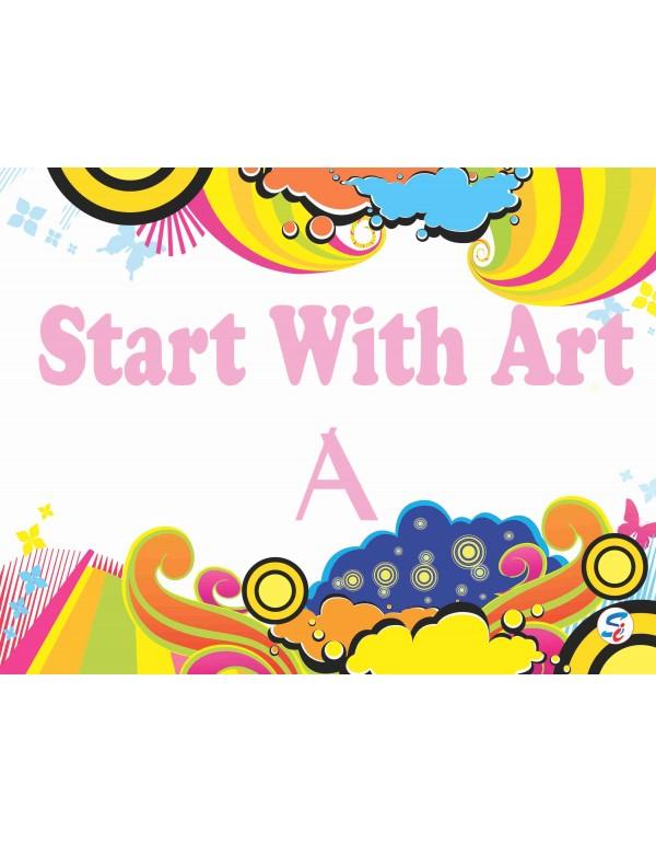 Start With Art - A (E-Book)