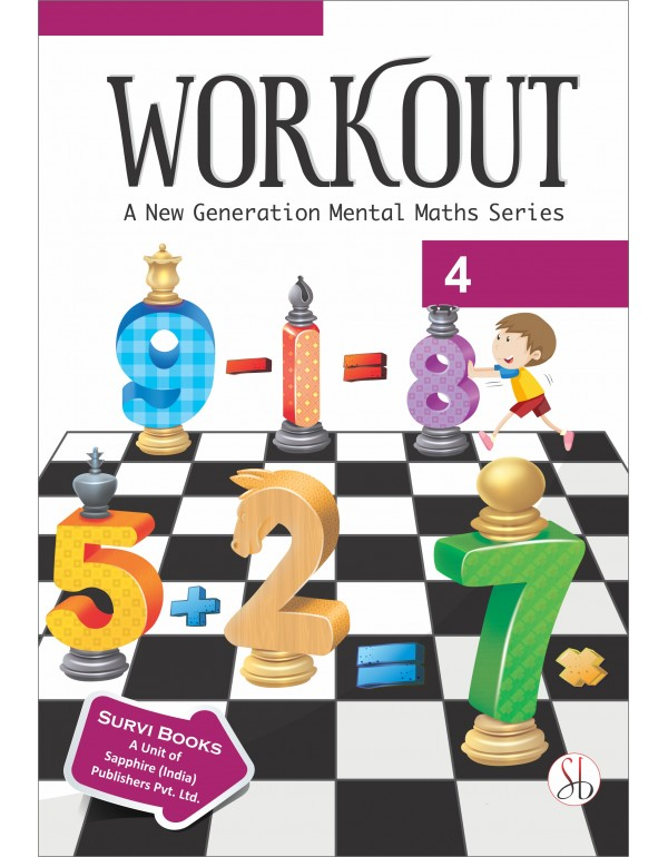 Workout Mental Maths 4