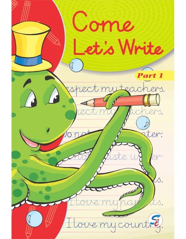 Come Let's Write Part 1 (E-Book)