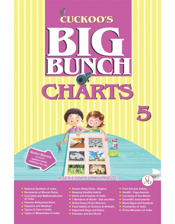 Cuckoo's Big Bunch of Charts 5
