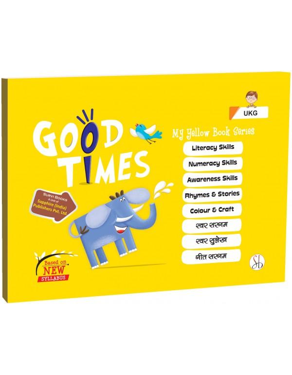Good Times Series UKG Bag