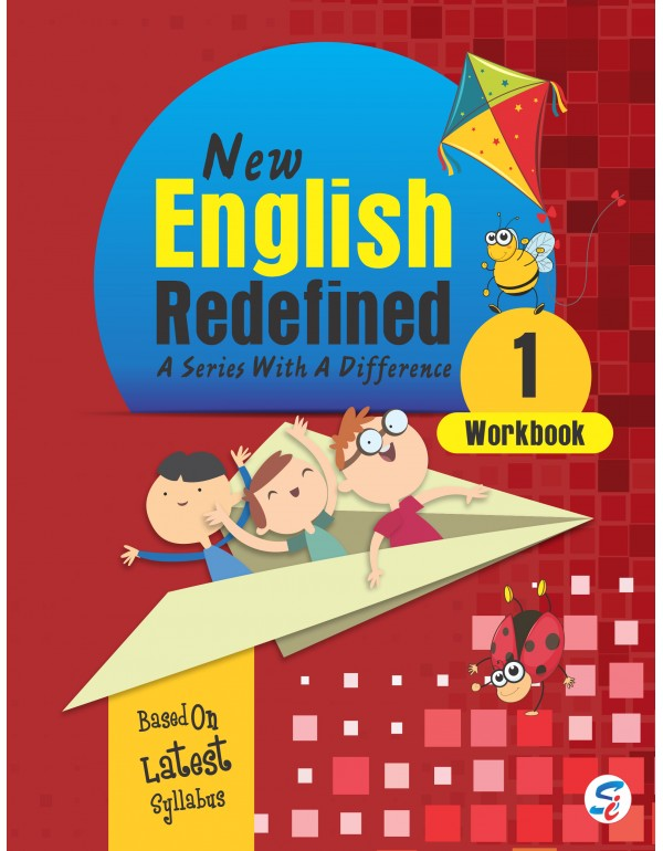New English Redefined Workbook 1 (E-Book)