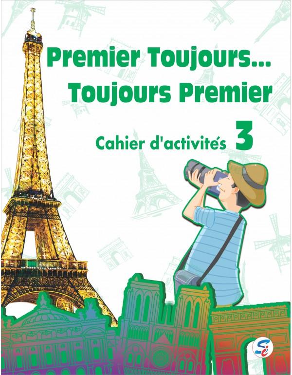 Premier Toujours... cahier d activites 3