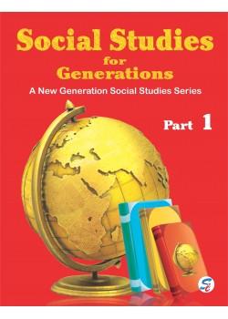 Social Studies For Generations 1