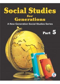 Social Studies For Generations 5