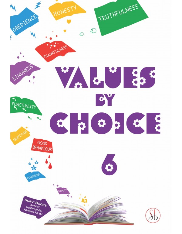 Values by Choice Part 6