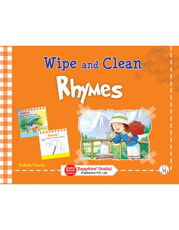 Wipe and Clean Rhymes