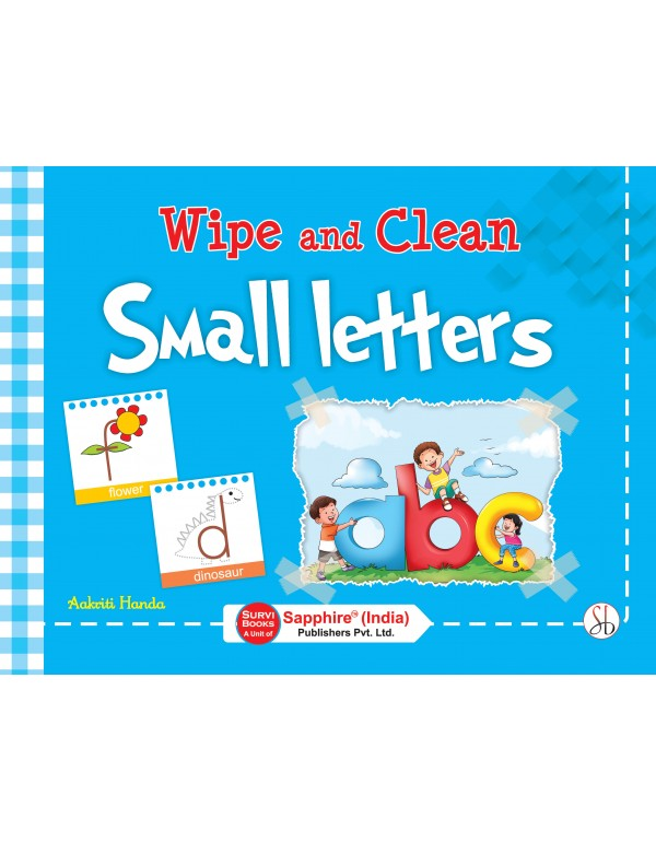 Wipe and Clean Small Letters